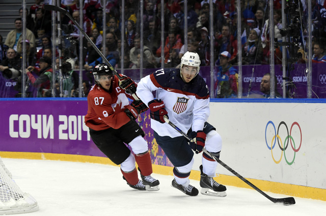 2016 World Cup Of Hockey Schedule Format Revealed Cbssports Com