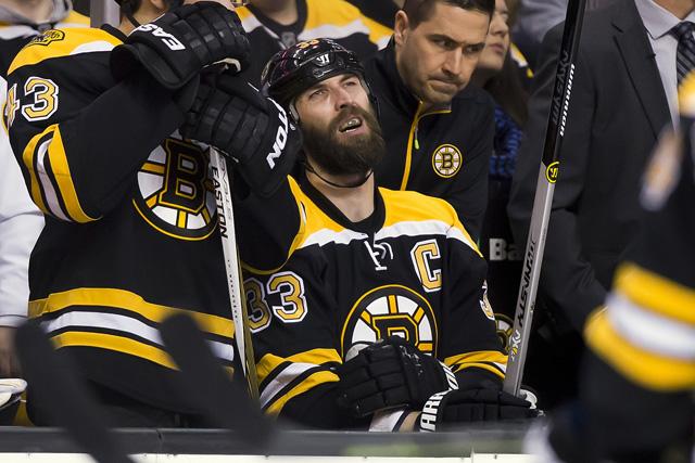 Zdeno Chara to miss Bruins' season opener with upper-body injury
