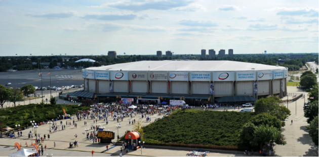 Rangers urge fans to support islanders arena vote