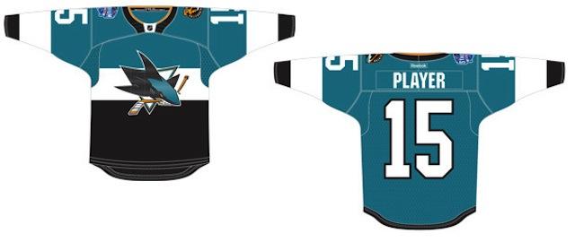 lowest price e73f3 a0f37 LOOK: Sharks unveil new Stadium Series jersey - CBSSports.com