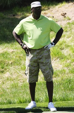f051aa59aa7 Michael Jordan reportedly banned from high end golf club for questionable  attire