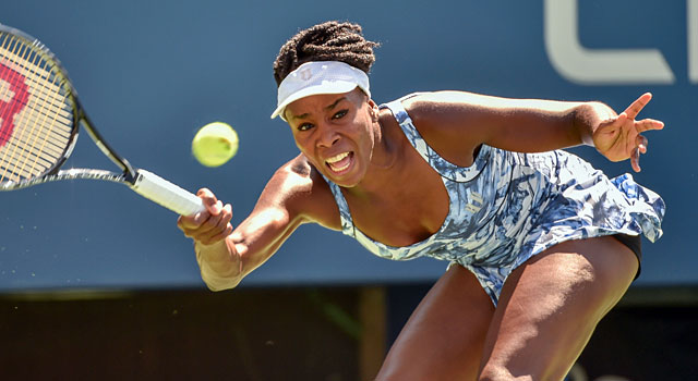 Venus Williams. (USATSI)