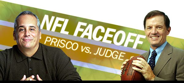 NFL Faceoff: Pete Prisco vs. Clark Judge