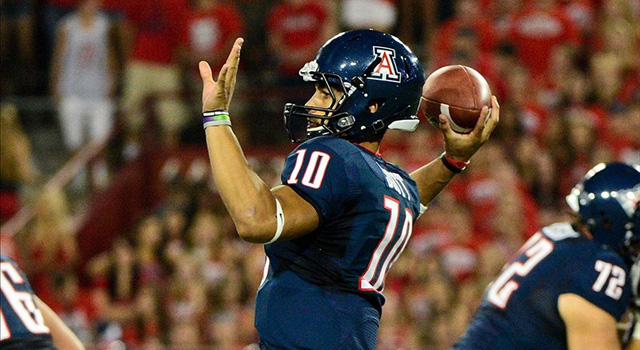 Is Arizona turning into an NFL QB factory?