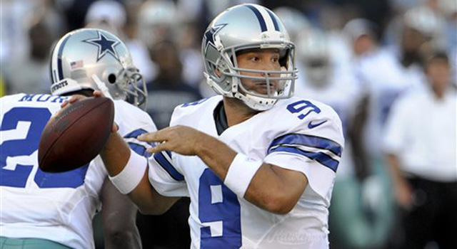 Tony Romo should be ready to play by training camp. (AP)