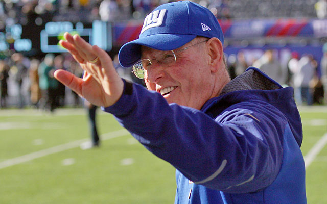 Tom Coughlin didn't like how his time with the Giants ended. (USATSI)