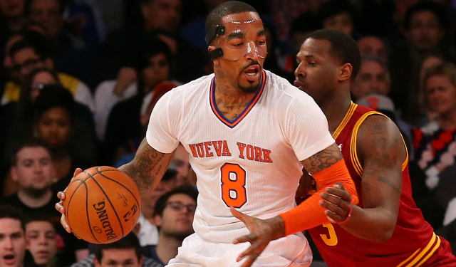 Dion Waiters and J.R. Smith are reportedly on the move.  (USATSI)