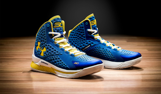 Steph Curry S Shoes Vs Pelicans