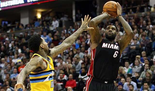 Miami Heat are currently the best shooting team in NBA history ...
