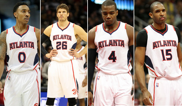Can We Justify The Hawks Getting Four All Stars In East USATSI