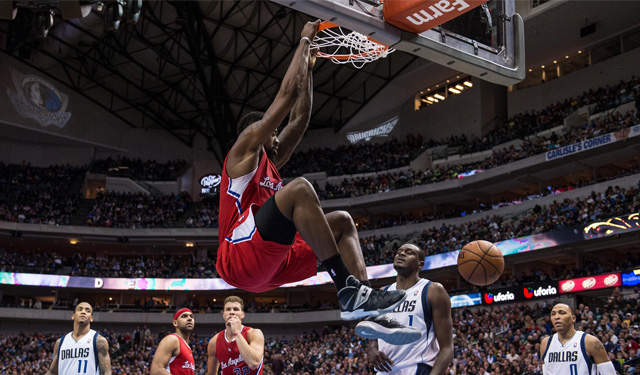 Jordan's dunk contest participation is contingent on him being an All-Star. (USATSI)