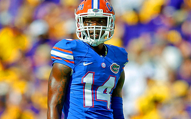 Florida CB Jaylen Watkins is making the most of his opportunity in Mobile. (USATSI)