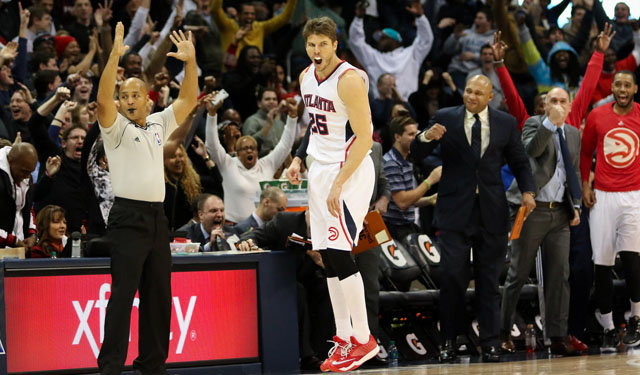 Hawks' Kyle Korver will be in the 3-point shootout this year