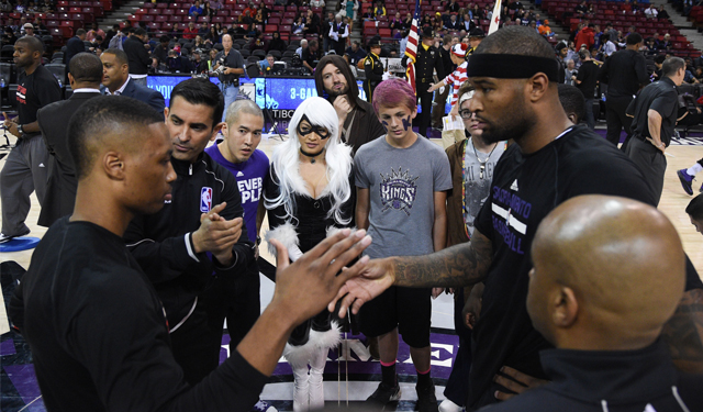 NBA selects DeMarcus Cousins as Kobe Bryant's All-Star replacement
