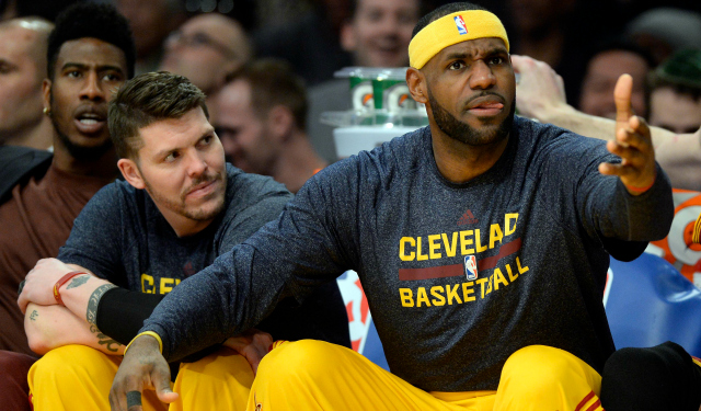 LeBron James: 'I'll come off the bench' if that's what Cavs need
