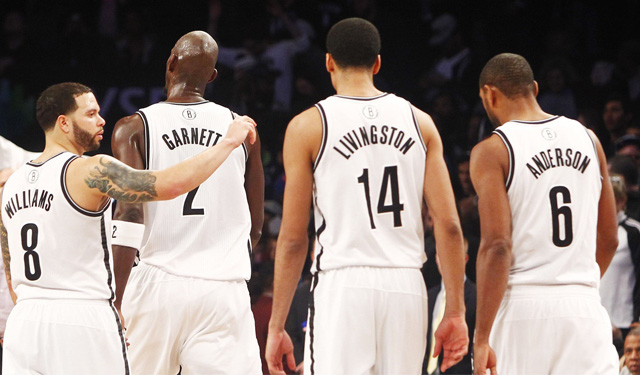 Re-positioning the lineup has led to the Nets' turnaround. (USATSI)