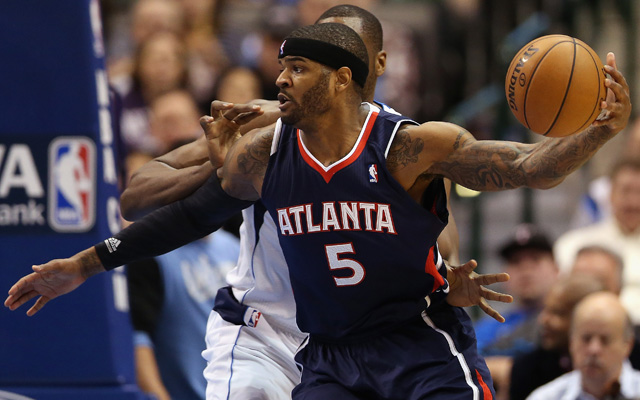 The Pistons are mistakenly pursuing Josh Smith.    (USATSI)