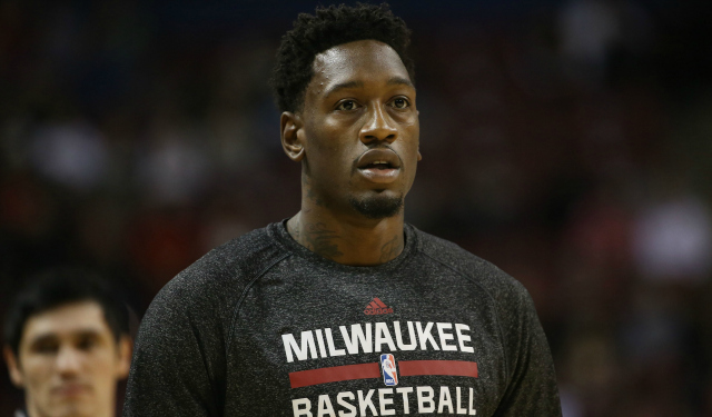 Larry Sanders is doing what he needs to do.  (USATSI)