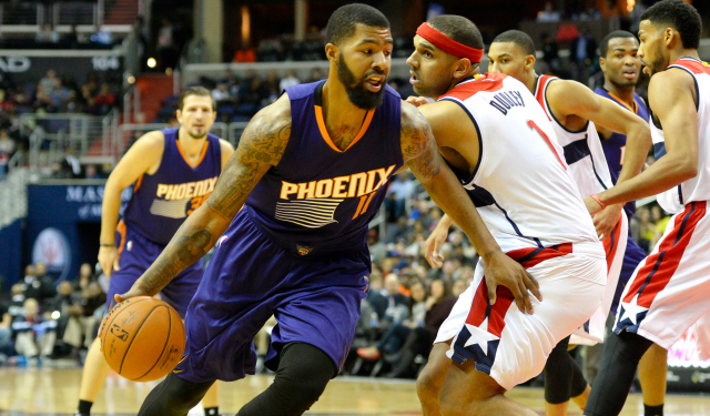 Markieff Morris is headed to Washington. (USATSI)