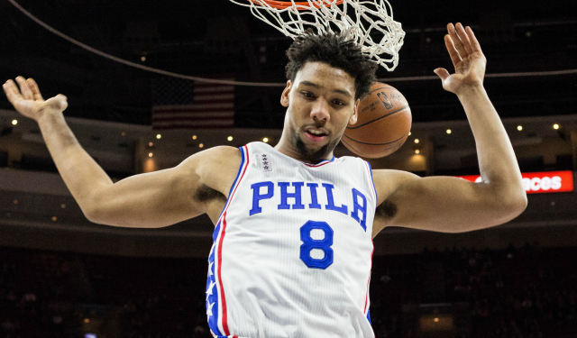 Jahlil Okafor could have been a Celtic.  (USATSI)