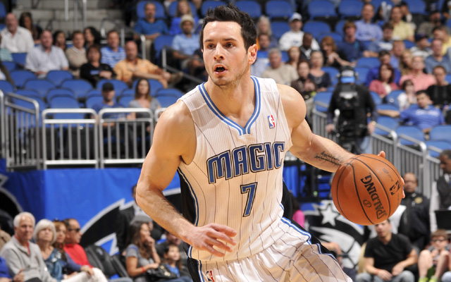 J.J. Redick is reportedly being targeted by the Wolves.    (USATSI)