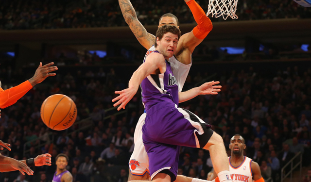 Fredette may be a valuable shooter off the bench for a contender. (USATSI)