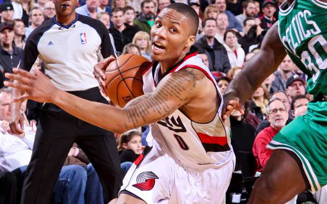 Lillard is the favorite. (Getty Images) (Getty Images)
