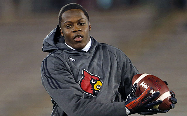 After not throwing at the combine, Teddy Bridgewater's pro day will be even more important.  (USATSI)