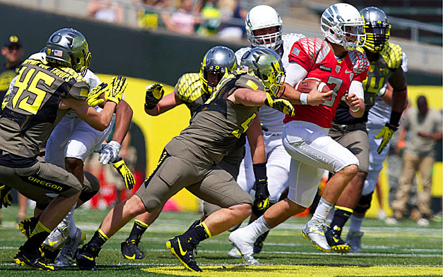 The Pac-12 has taken the initiative to limit in-season practices. (Getty)