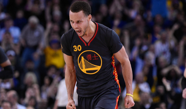 8c87fcf06ea2 Stephen Curry is leading the 45-11 Warriors. (USATSI)