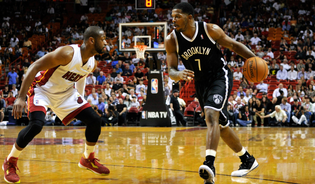 How dangerous does Joe Johnson make the Heat? (USATSI)