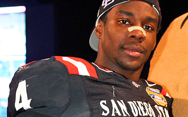 Adam Muema was out of touch for several days after leaving the combine. (USATSI)
