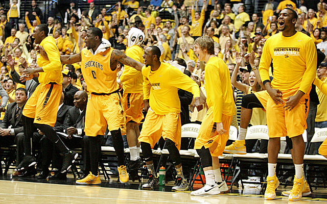 Should Wichita State be a No. 1 seed? Are there four better teams than the Shockers? (USATSI)