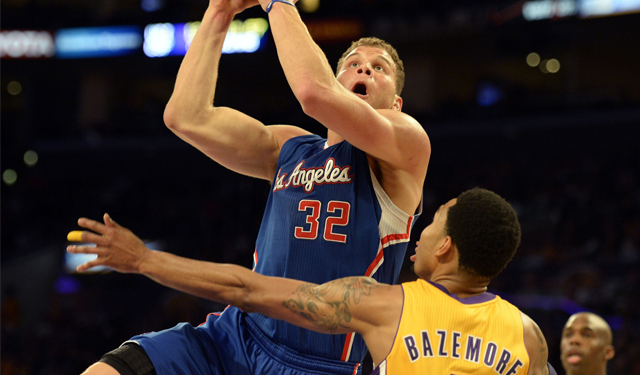 The Lakers have given way to Blake Griffin and the Clippers. (USATSI)