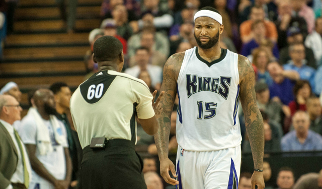 DeMarcus Cousins will miss the Kings' next game. (USATSI)