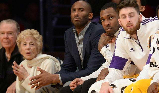 Kobe Bryant will be back.  (USATSI)