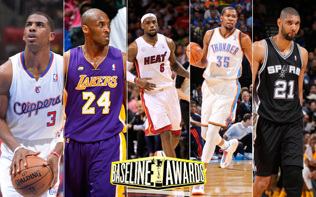 Baseline Awards 3.18.13  Dissecting the All-NBA - CBSSports.com 981bf7bfd13