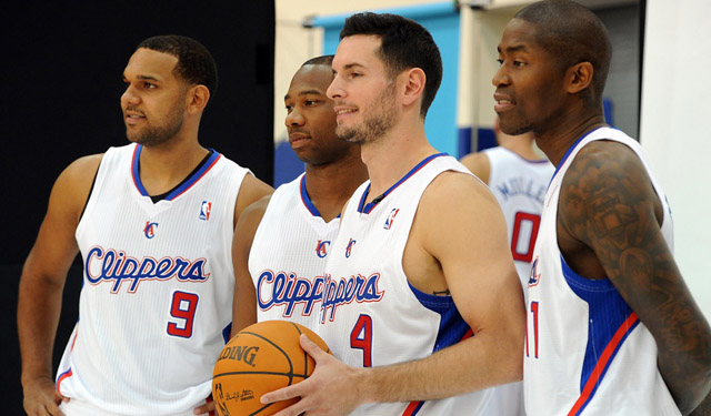 Crawford and Redick returning to the Clippers' lineup is scary for opponents. (USATSI)