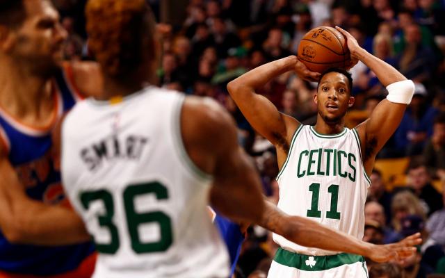The Knicks will be eyeing Evan Turner. Will he eye them back? (USATSI)