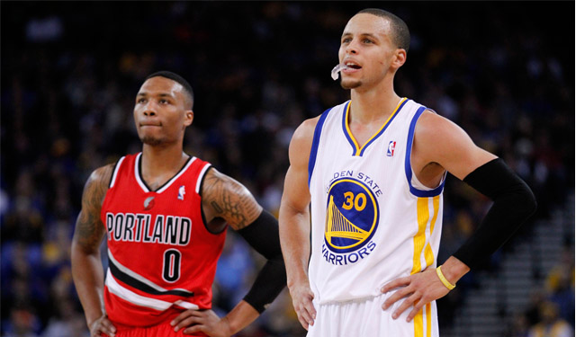Can the Blazers replicate what the Warriors gave us a year ago? (USATSI)