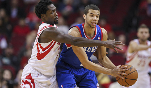 The Sixers have tied a record for futility. (USATSI)