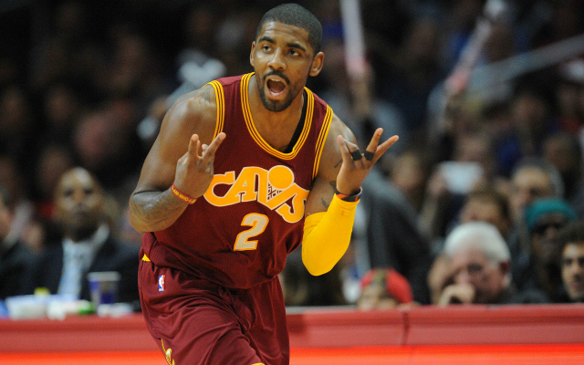 545cc3aa81e Cavaliers  Kyrie Irving   We re the team to beat  - CBSSports.com