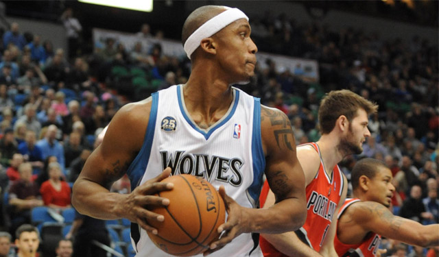Timberwolves' Dante Cunningham arrested for domestic assault
