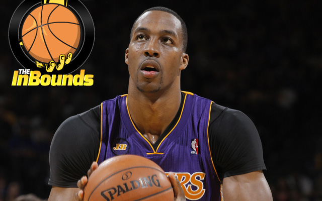 The Inbounds: What came out of Dwight Howard's back was gross