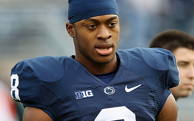 Allen Robinson ran 4.47 in the 40 and had a 42-inch vertical during his pro day.  (USATSI)