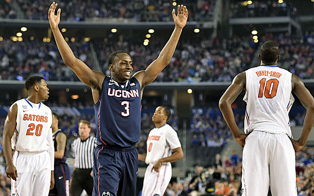 UConn proved it was no fluke in beating top overall seed Florida in the Final Four. (USATSI)