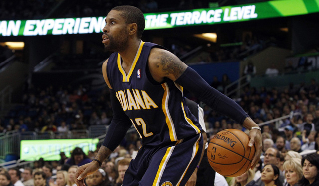 Return of C.J. Watson to the Pacers is helping solve their issues ... 5c6b5dd41