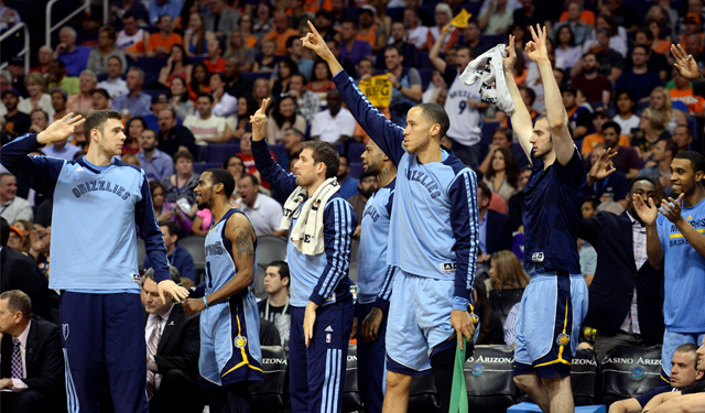 The Grizzlies have made the playoffs for the fourth straight season. (USATSI)