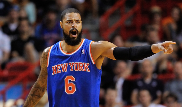 Tyson Chandler doesn't want to stick around in limbo. (USATSI)