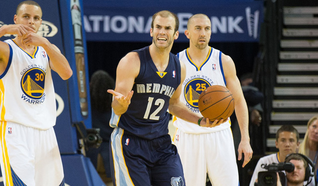 Calathes says his suspension is unfair. (USATSI)